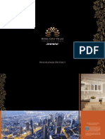Royal Golf Villas DAMAC Brochure