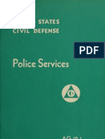 (1951) Police Services