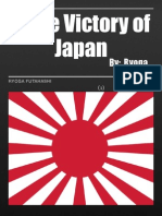 the victory of japan
