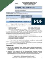 Atividade Supervisionada - Modulo III - Etapa II - Logistica