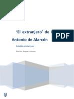 Edición Crítica de El Extranjero