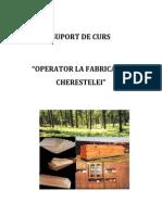 Operator La Fabricarea Cherestelei