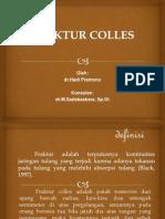 dr.hadi pramono. FRAKTUR-COLLES-ppt