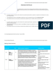 process portfolio information for students
