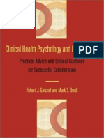 6 Clinical Health Psychology and Primary Care