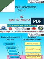 SQL Server Database Fundamentals - Tutorial 1