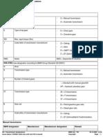 BMW Transmission Name Designations Explained