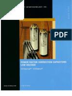 Vishay Capacitor Catalogue