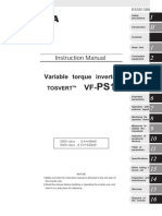 Tosvert Vf Ps1 Manual Vf Ps1 Em Ingles