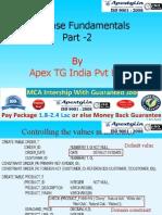 SQL Server Database Fundamentals - Tutorial 2