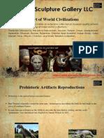 Art of World Major Earliest Civilizations Like Egyptian, Indian, Greek, Etc.