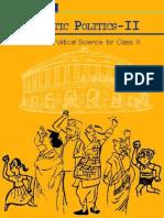 Democaratic Politics Class 10 Part 2