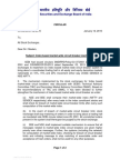 Index based market-wide circuit breaker mechanism