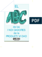 ABC- Indicadores de Productividad