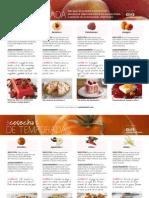 Guia Frutas y Verduras Verano