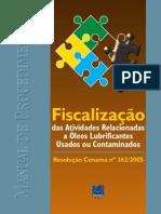 Manual de Fiscalização IBAMA - Óleo Lubrificante Usado