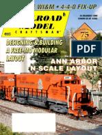 Railroad Model Craftsman 2008-08