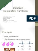 Sequenciamento de Polipeptídios e Proteínas
