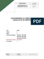 PG-09 Conformarea Cu Cerintele Legale Si Alte Cerinte