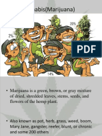 Cannabis(Marijuana)