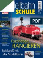 Modelleisenbahner Modellbahn-Schule ¹2 2000
