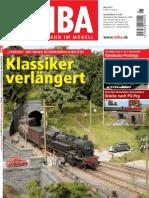 MIBA. Die Eisenbahn Im Modell 2012-05 (1)
