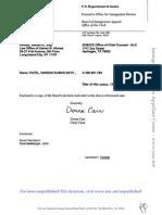 Rakesh Kumar Natvarbhai Patel, A200 961 784 (BIA Dec. 18, 2014)
