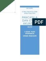 Pancasila Dan Etika Akuntan