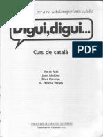 Digui Digui - Curs de Catala