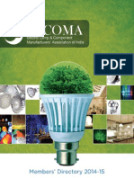 Elcoma Directory 2014