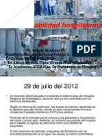 6) La Vulnerabilidad Hospitalaria