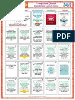 elementary january 2015 menu tcm1494-44180