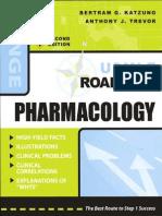 USMLE Road Map Pharmacology