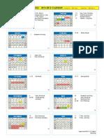 2014-15 bd  approved calendar