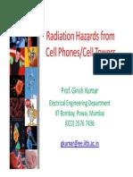 1 Girish Kumar Cell Tower Radiation Hazards 12 May 2011