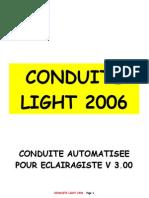 Conduite Light 2008