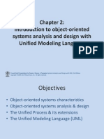 Chapter 2 - Introduction to Object-Oriented Systems Analysis and Design With Unified Modeling Language(2)