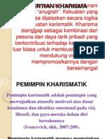 PEMIMPIN KHARISMATIK