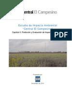 Prediccion y Evaluacion de Impactos Ambientales