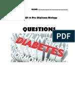 Diabetes Questions