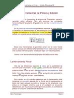 3. Herramientas de pintura y edición