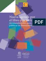 Nueva agenda por el libro y la lectura