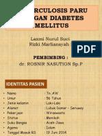 LAPKAS TB PARU + DM Tipe II