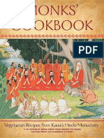 Monks' Cookbook Indian Dishes From Around the World by Satguru Sivaya