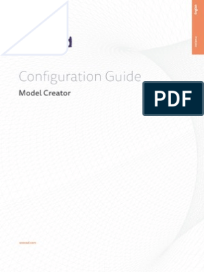Exocad Configuration Guide Modul Model Creator | File Format