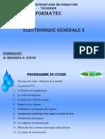 Cours Electronique Generale 2