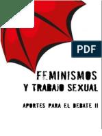 Cuadernillo Feminismos y Trabajo Sexual II