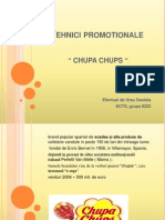 Chupa Chups Marketing