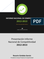 Informe Competitividad Colombia