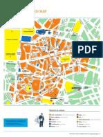 mapa Madrid de los austrias